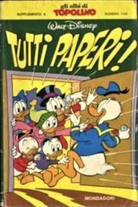Cover Thumbnail for I Classici di Walt Disney (Arnoldo Mondadori Editore, 1957 series) #67 - Tutti Paperi!