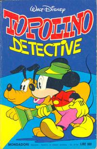 Cover Thumbnail for I Classici di Walt Disney (Arnoldo Mondadori Editore, 1977 series) #10
