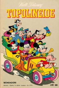 Cover Thumbnail for I Classici di Walt Disney (Arnoldo Mondadori Editore, 1977 series) #15