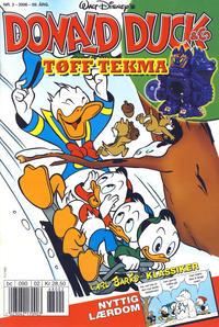Cover Thumbnail for Donald Duck & Co (Hjemmet / Egmont, 1948 series) #2/2006