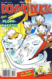 Cover Thumbnail for Donald Duck & Co (Hjemmet / Egmont, 1948 series) #3/2006