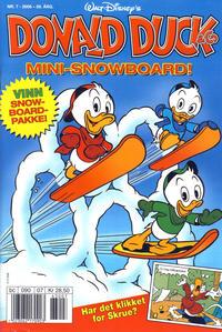 Cover Thumbnail for Donald Duck & Co (Hjemmet / Egmont, 1948 series) #7/2006