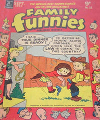 Cover Thumbnail for Family Funnies (Associated Newspapers, 1953 series) #32