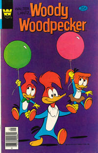 Cover Thumbnail for Walter Lantz Woody Woodpecker (Western, 1962 series) #174 [Whitman]