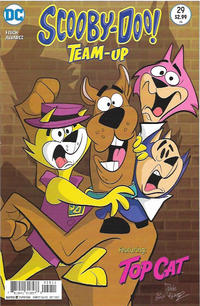 Cover Thumbnail for Scooby-Doo Team-Up (DC, 2014 series) #29 [Direct Sales]