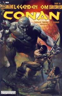 Cover Thumbnail for Legenden om Conan (Hjemmet / Egmont, 2017 series) #3