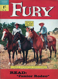 Cover Thumbnail for A Movie Classic (World Distributors, 1956 ? series) #46 - Fury