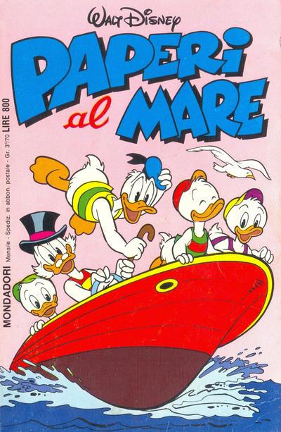 Cover for I Classici di Walt Disney (Arnoldo Mondadori Editore, 1977 series) #56