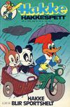 Cover for Hakke Hakkespett (Semic, 1977 series) #4/1978