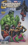 Cover Thumbnail for Champions (2016 series) #1 [Midtown Comics Exclusive J. Scott Campbell Color Variant]
