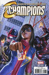 Cover Thumbnail for Champions (2016 series) #1 [Incentive Alex Ross Variant]