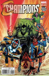 Cover Thumbnail for Champions (2016 series) #1 [Local Comic Shop Day Exclusive Neal Adams Variant]
