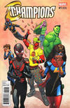 Cover Thumbnail for Champions (2016 series) #1 [Mike Hawthorne Ultra Limited Deadpool Variant]