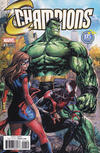 Cover Thumbnail for Champions (2016 series) #1 [KRS Comics Exclusive Tyler Kirkham Color Variant]