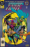 Cover for Justice League Task Force (DC, 1993 series) #0 [Zero Hour Logo]