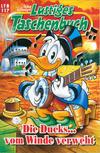 Cover for Lustiges Taschenbuch (Egmont Ehapa, 1967 series) #117 - Die Ducks ... vom Winde verweht [Neuauflage 1999]