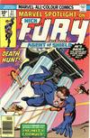 Cover for Marvel Spotlight (Marvel, 1971 series) #31 [British]