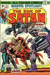 Cover for Marvel Spotlight (Marvel, 1971 series) #17 [British]