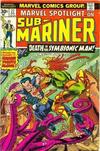 Cover for Marvel Spotlight (Marvel, 1971 series) #27 [30¢]