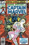Cover Thumbnail for Marvel Spotlight (1979 series) #2 [Newsstand]