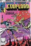 Cover Thumbnail for Marvel Spotlight (1979 series) #7 [British]