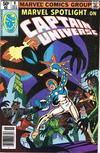 Cover for Marvel Spotlight (Marvel, 1979 series) #9 [Newsstand]