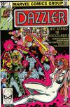 Cover Thumbnail for Dazzler (1981 series) #2 [British Price Variant]