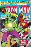 Cover for Iron Man (Marvel, 1968 series) #76 [British]