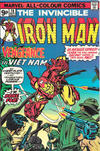Cover for Iron Man (Marvel, 1968 series) #78 [British]
