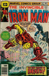 Cover for Iron Man (Marvel, 1968 series) #87 [30¢]
