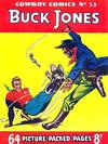 Cover for Cowboy Comics (Amalgamated Press, 1950 series) #53