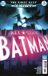 Cover for All Star Batman (DC, 2016 series) #13
