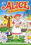 Cover for Alice im Wunderland (Bastei Verlag, 1984 series) #1