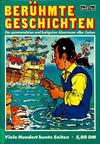 Cover for Berühmte Geschichten (Bastei Verlag, 1970 series) #1