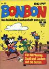 Cover for Bonbon (Bastei Verlag, 1973 series) #55