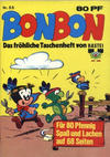 Cover for Bonbon (Bastei Verlag, 1973 series) #55