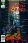Cover Thumbnail for Tales of the Green Hornet (1992 series) #1 [Newsstand Edition]