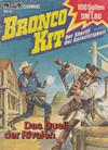 Cover for Bronco Kit (Bastei Verlag, 1982 series) #6