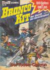 Cover for Bronco Kit (Bastei Verlag, 1982 series) #16