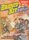 Cover for Bronco Kit (Bastei Verlag, 1982 series) #19