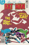 Cover Thumbnail for Batman (1940 series) #355 [Canadian Newsstand]