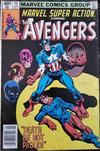 Cover for Marvel Super Action (Marvel, 1977 series) #15 [Newsstand]