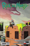 Cover for Rick and Morty (Oni Press, 2015 series) #29 [Cover A]