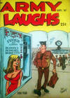 Cover for Army Laughs (Prize, 1951 series) #v17#8