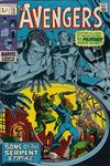 Cover for The Avengers (Marvel, 1963 series) #73 [British Price Variant]