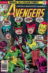 Cover Thumbnail for The Avengers (1963 series) #154 [British Variant]