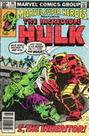 Cover for Marvel Super-Heroes (Marvel, 1967 series) #98 [Newsstand Edition]