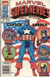 Cover for Marvel Super-Heroes (Marvel, 1990 series) #3 [Newsstand]