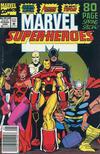 Cover for Marvel Super-Heroes (Marvel, 1990 series) #9 [Newsstand]