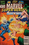 Cover Thumbnail for Marvel Super-Heroes (1990 series) #11 [Newsstand Edition]